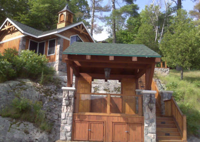 Boathouse Builder Muskoka