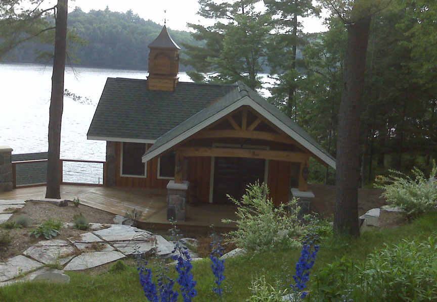 Boathouse Builders Muskoka