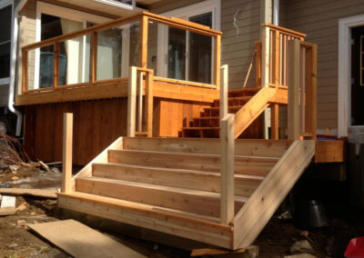 Cottage Deck Builder Haliburton
