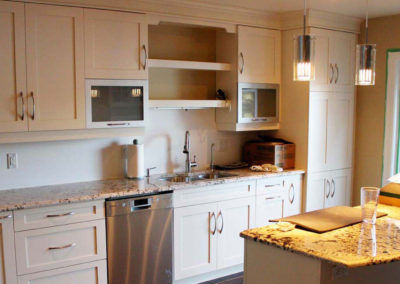 Cottage Kitchen Renovation Haliburton