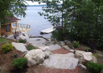 Cottage Waterfront Landscaping Services