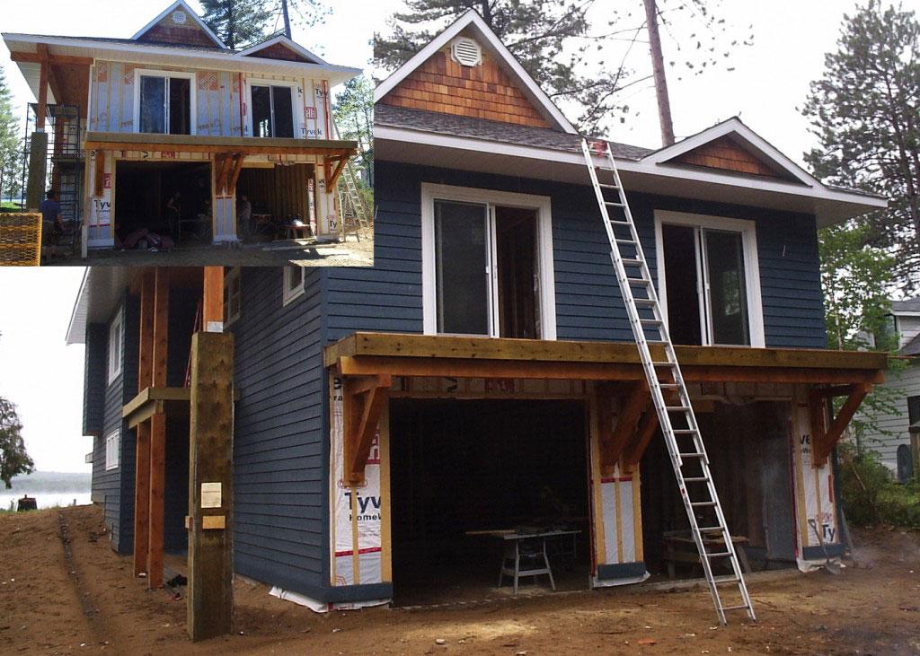 Custom Cottage Builder Kawartha Lakes