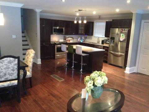 Kitchen Interior Renovation After