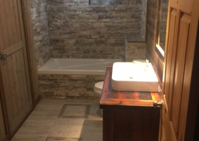 Cottage Bathroom Renovation