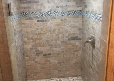Cottage Shower Renovation